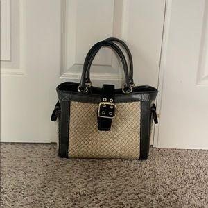 Coach Black/straw M0K-4419 Bag